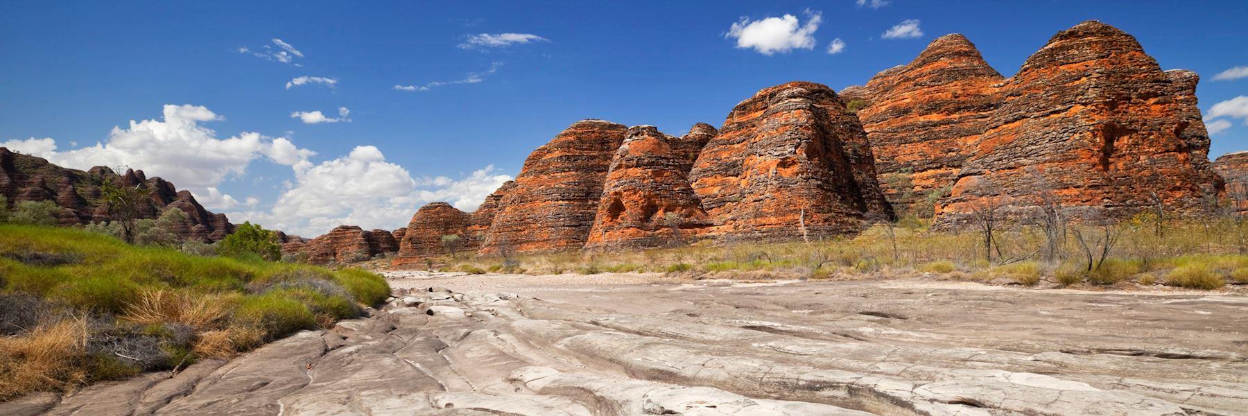 Visit Purnululu (Bungle Bungle) National Park, Australia