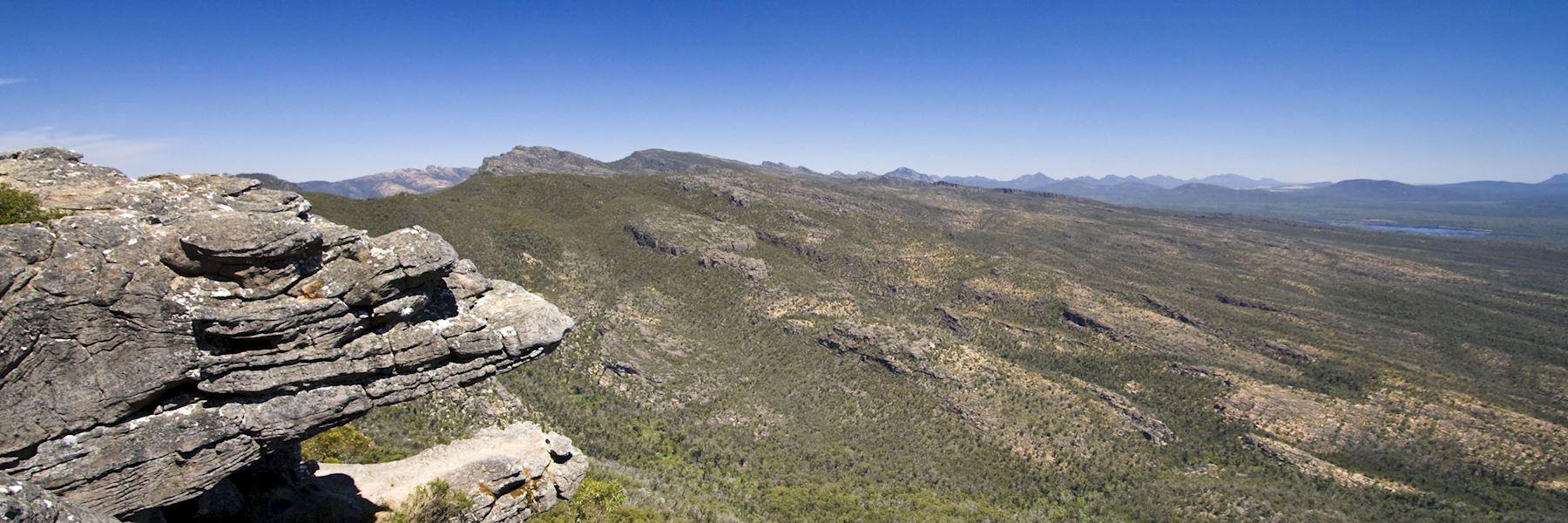 Visit the Grampians National Park, Australia