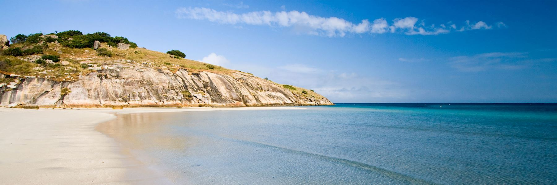 Visit Lizard Island, Australia
