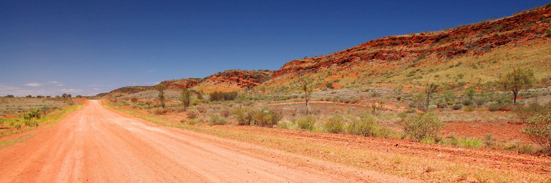 Visit the MacDonnell Ranges, Australia
