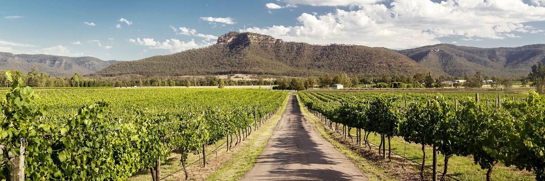 Visit Hunter Valley, Australia