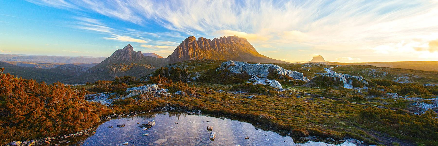 Visit Cradle Mountain-Lake St Clair National Park, Australia