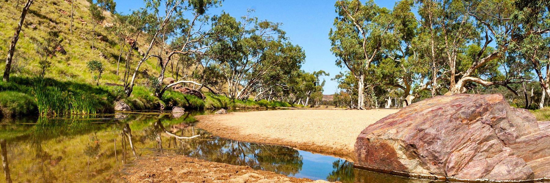 Visit Alice Springs, Australia