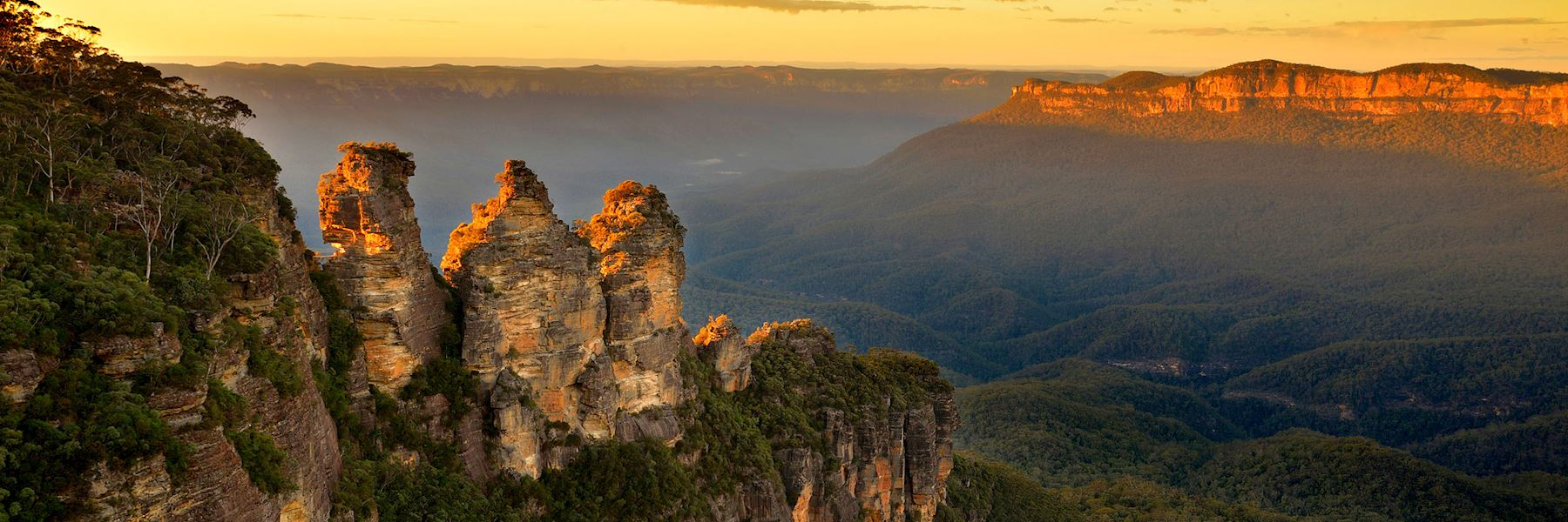 New South Wales vacations