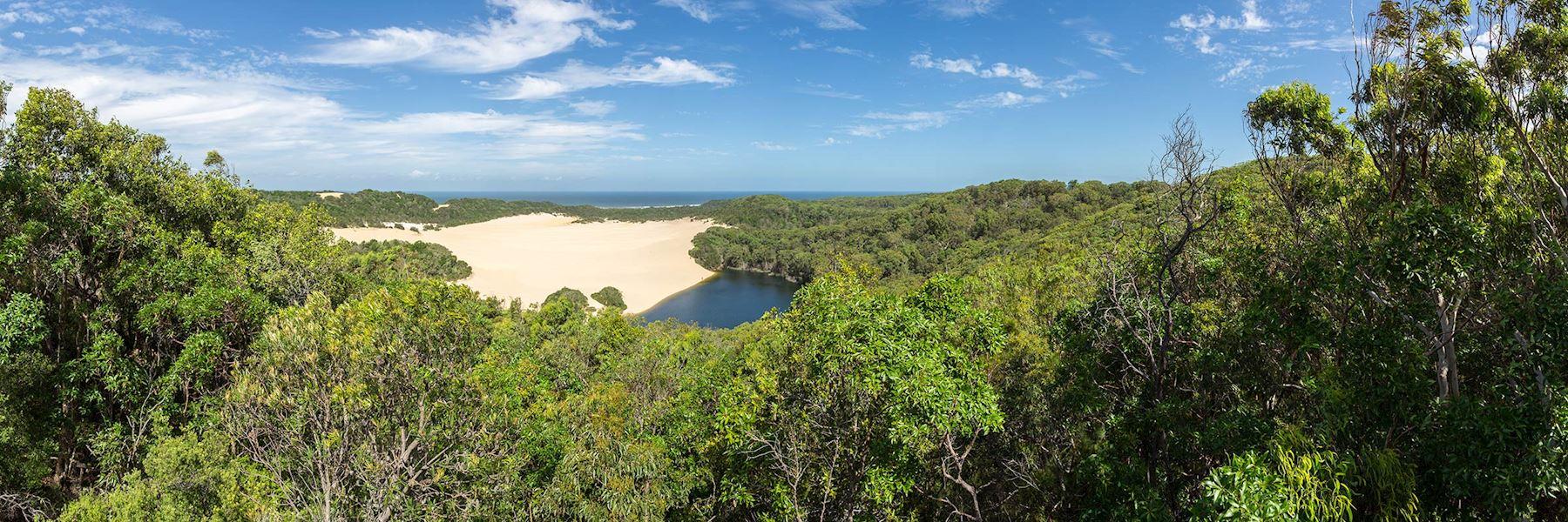 Visit Fraser Island, Australia