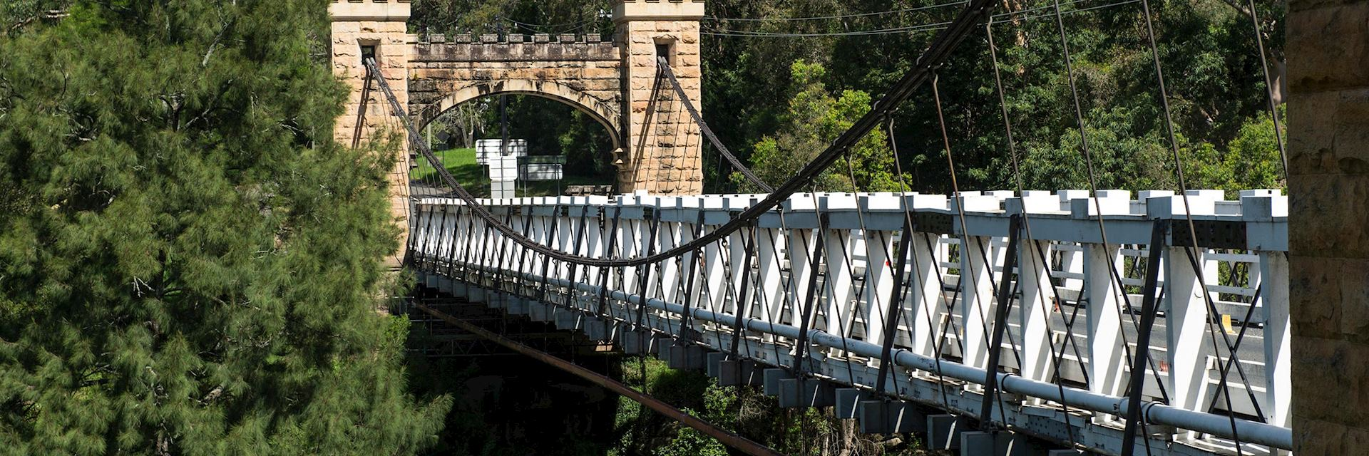 Hampden Bridge, Kangaroo Valley