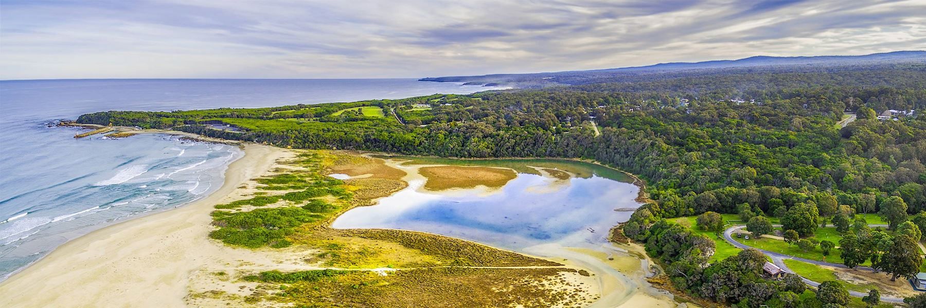 Visit Croajingolong National Park, Australia