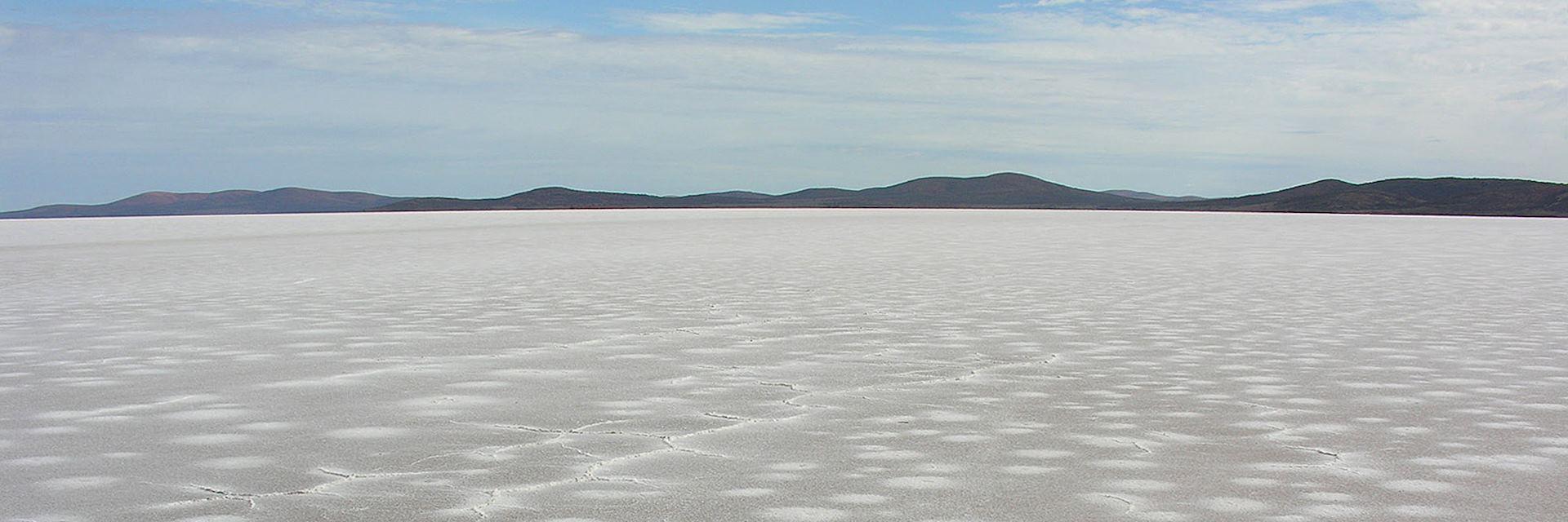 Lake Gairdner, Gawler Ranges National Park
