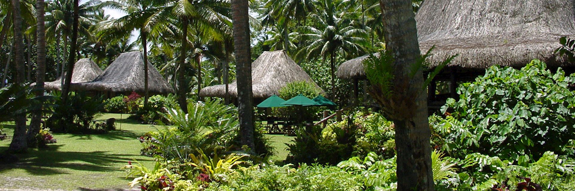 Qamea Beach Resort and Spa, Fiji