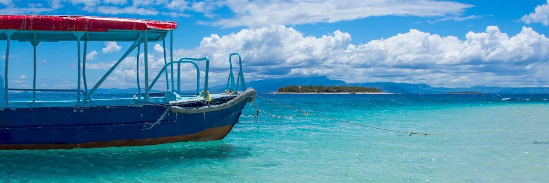 Cruising in Fiji