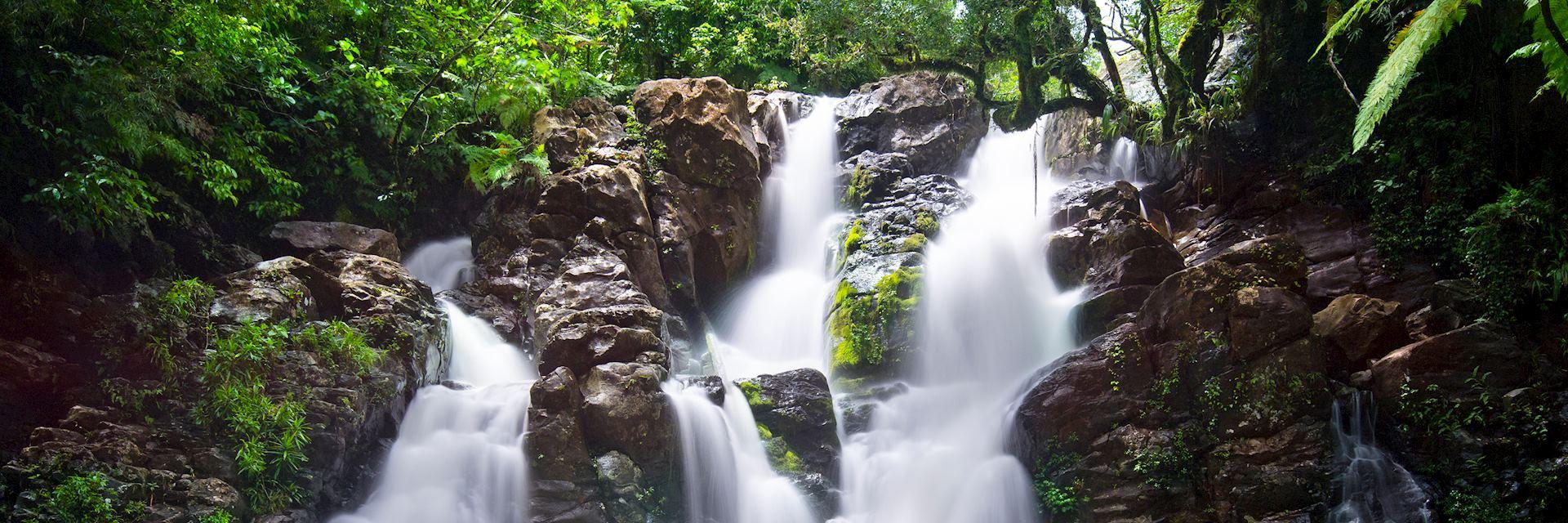 Bouma Falls, Taveuni