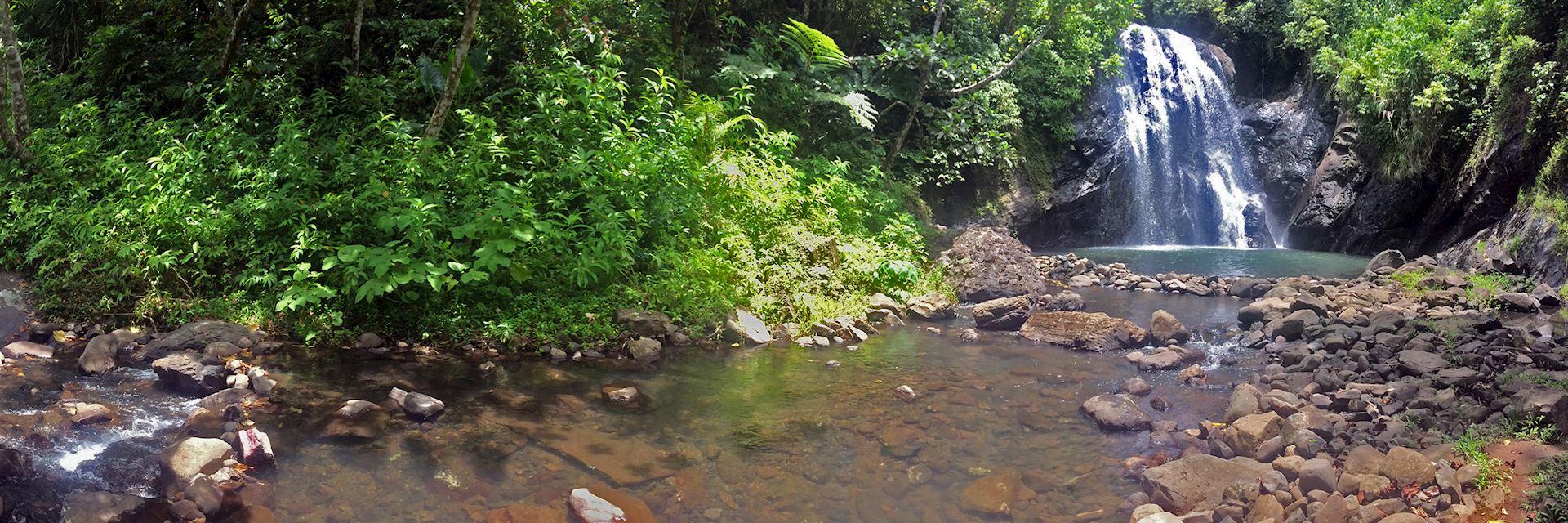 Waterfall on Vanua Levu