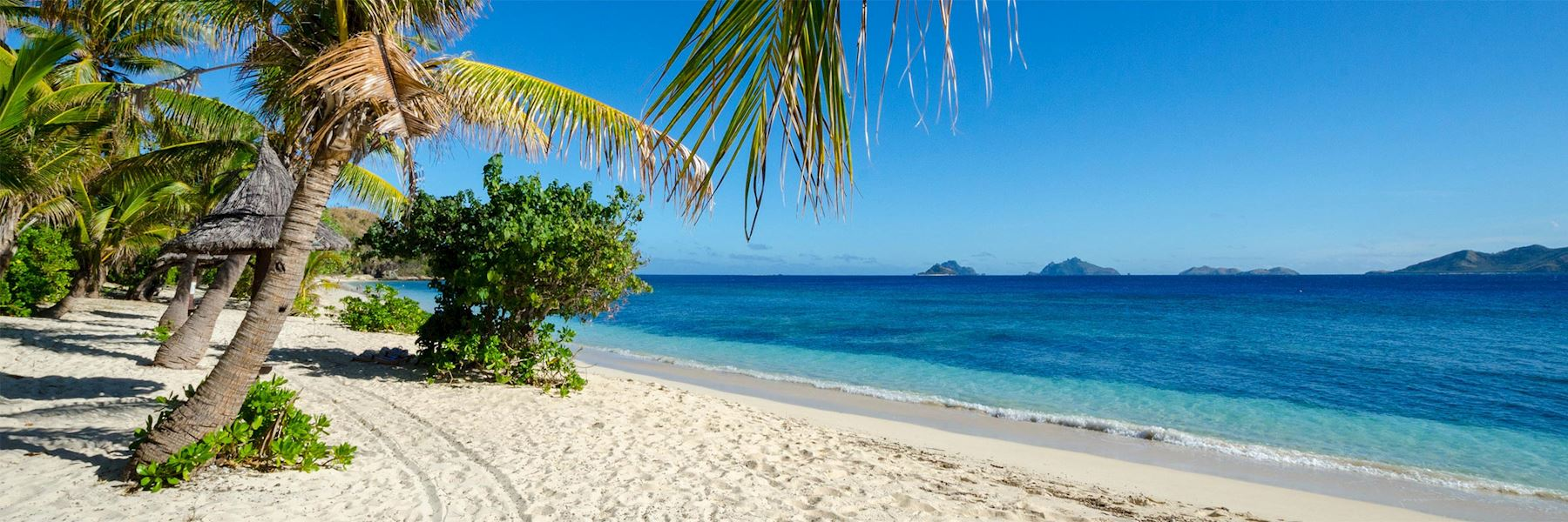 Visit the Mamanuca & Yasawa Islands, Fiji