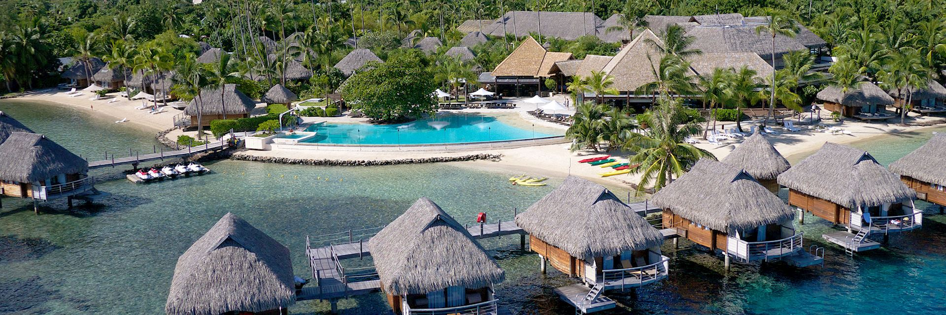 Manava Beach Resort & Spa, Moorea