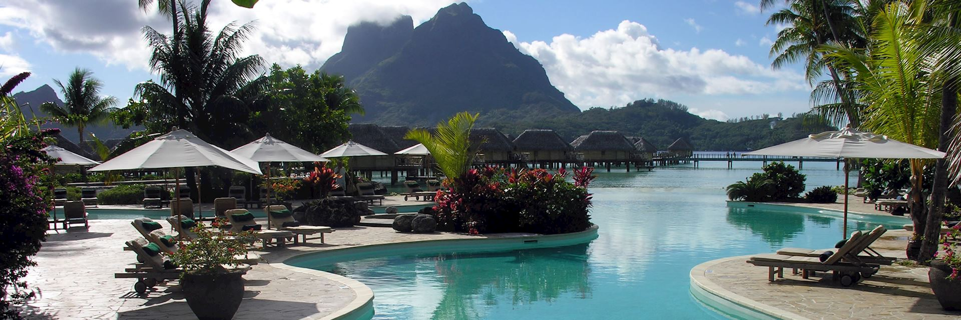 Pearl Beach Resort on Bora Bora