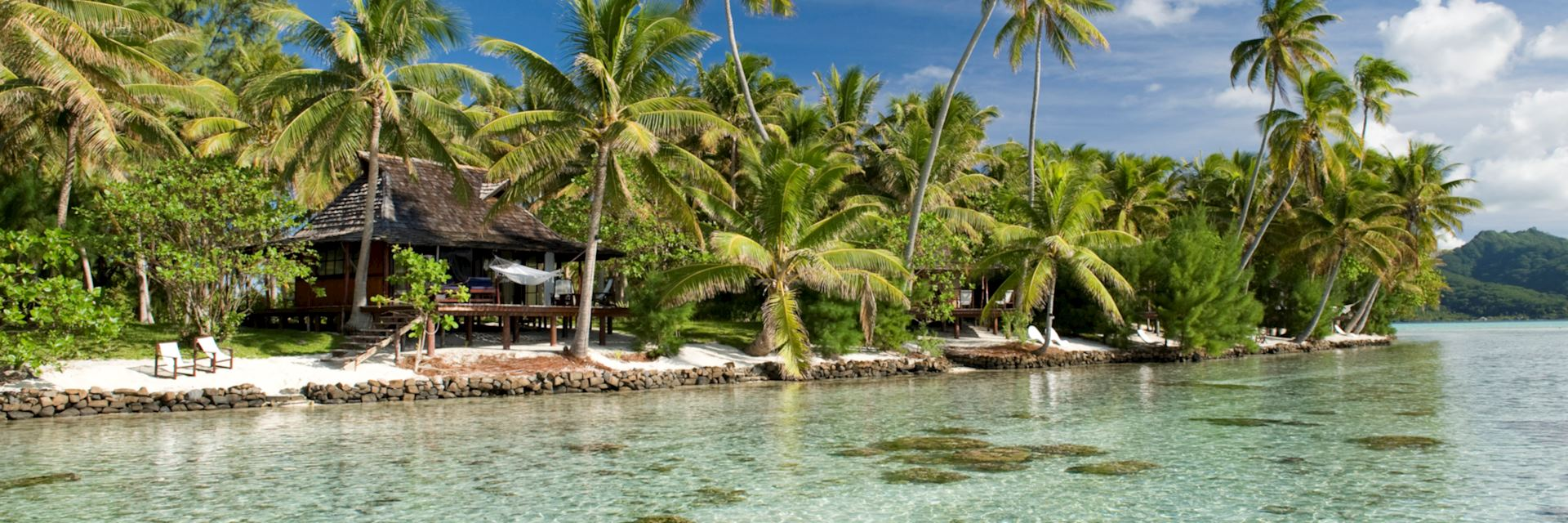 Vahine Island Private Island Resort, French Polynesia