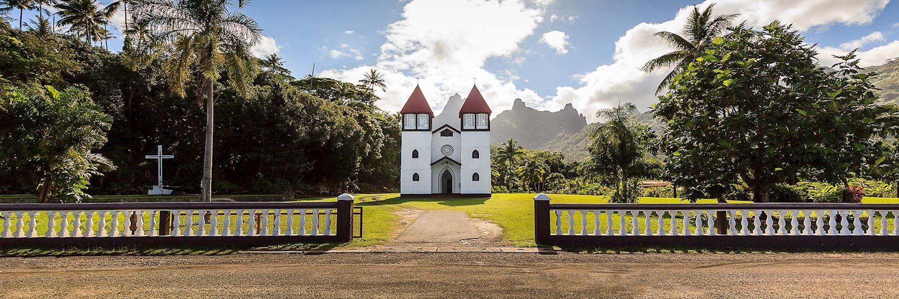 French Polynesia vacations & honeymoons