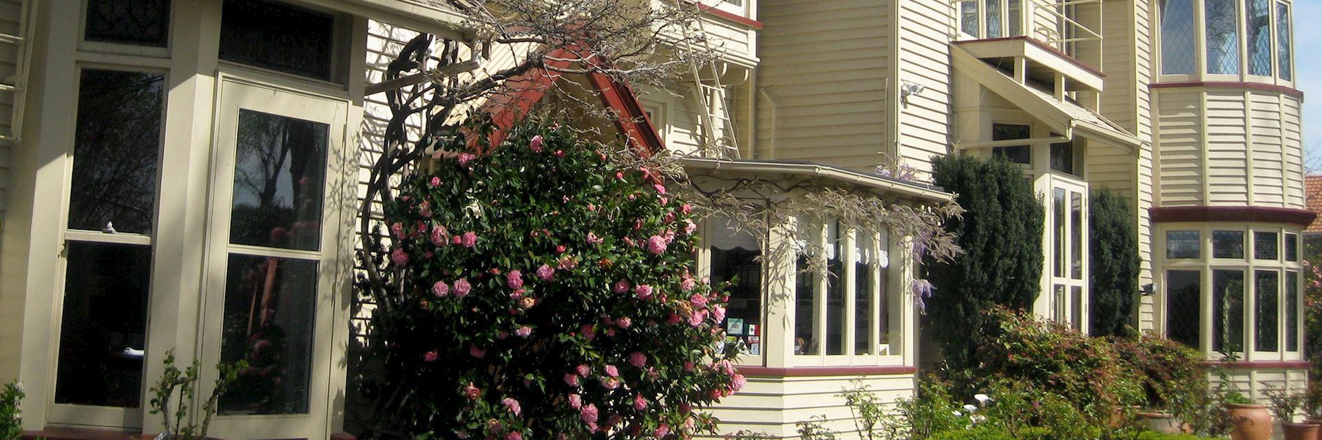 Eliza's Manor Boutique Hotel, Christchurch