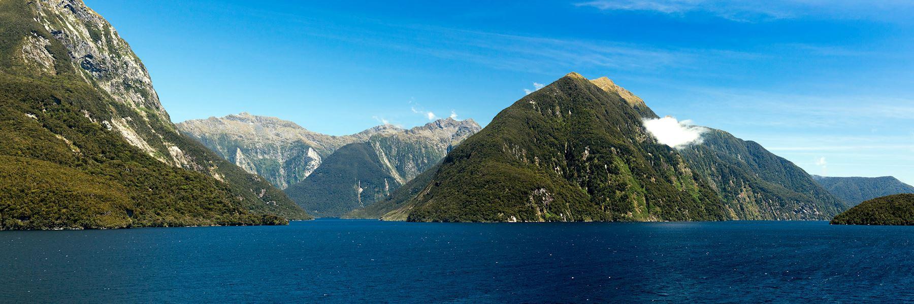 Visit Doubtful Sound, New Zealand