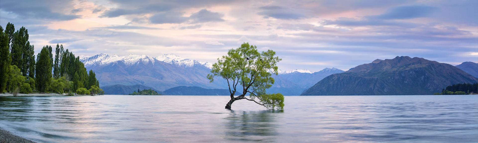 Lake Wanaka, South Island