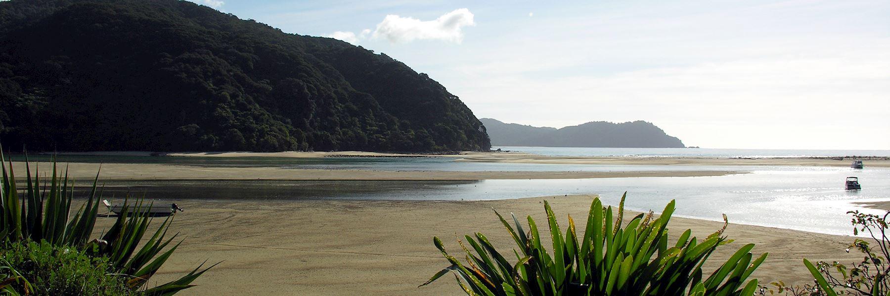 Visit Abel Tasman National Park, New Zealand
