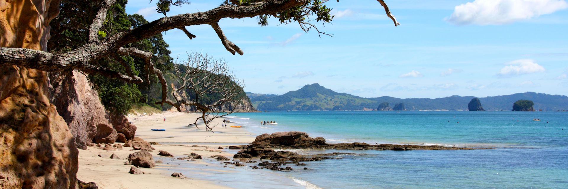 Hahei Beach, Coromandel Peninsula
