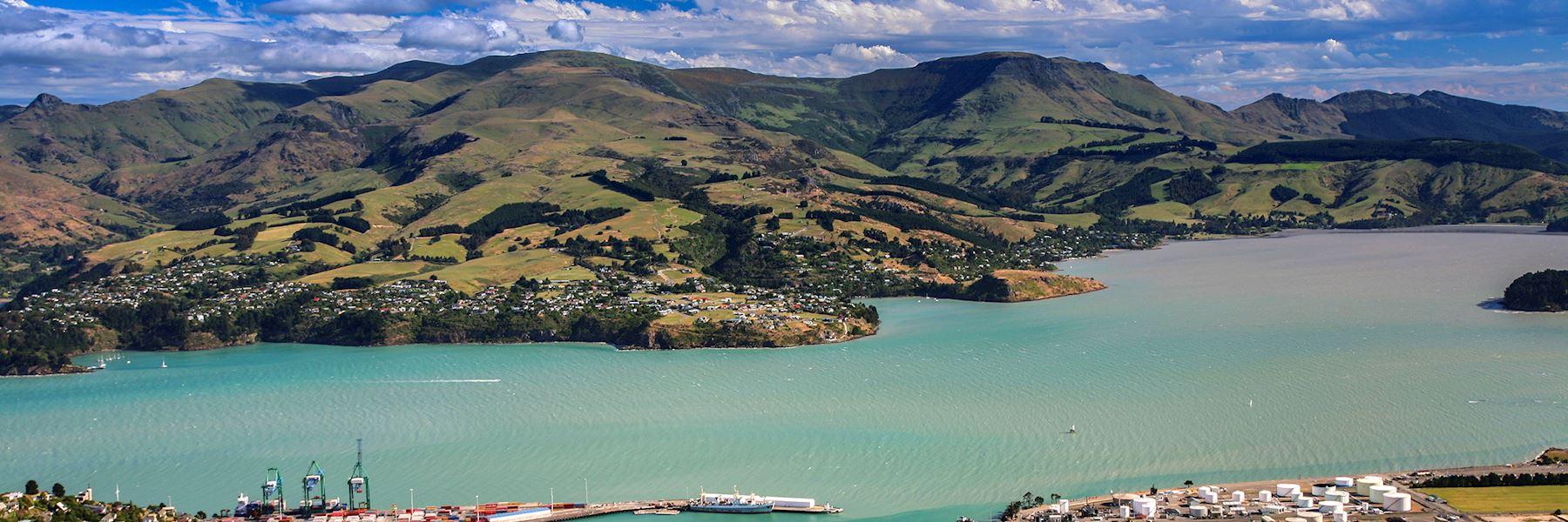 Visit Akaroa & Banks Peninsula, New Zealand