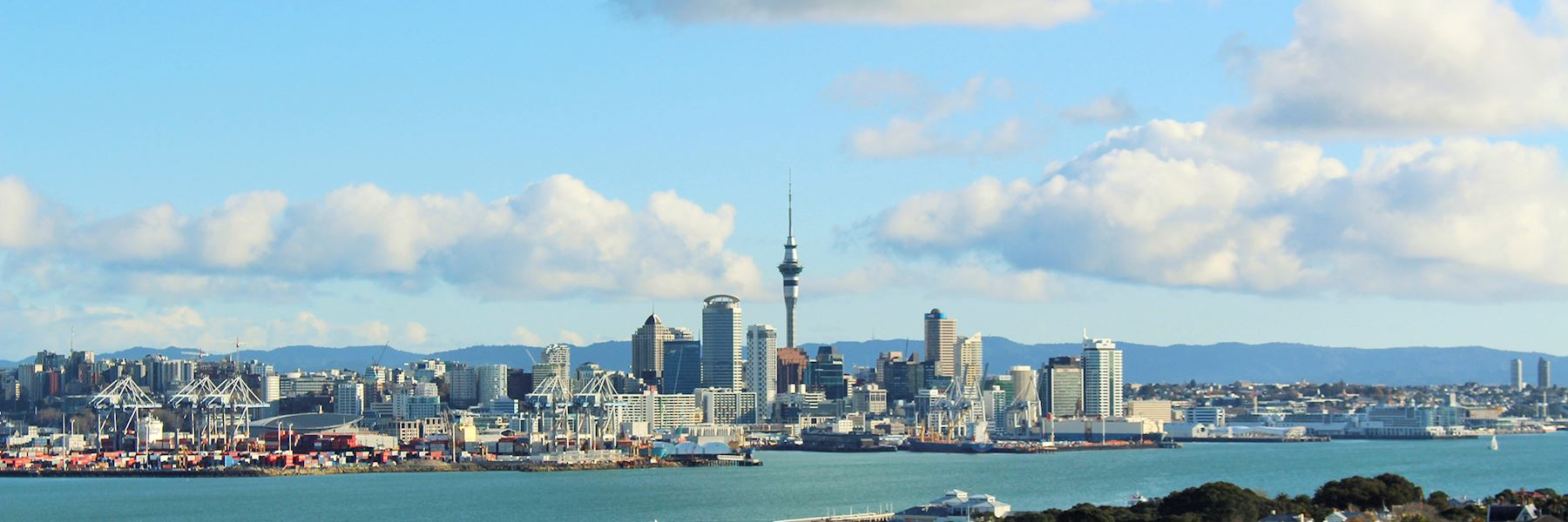 Visit Auckland, New Zealand