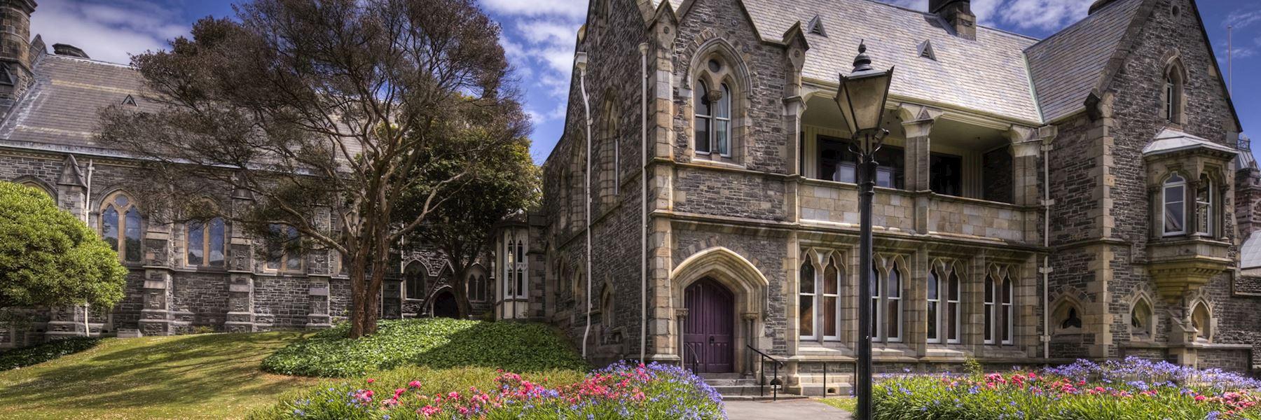 Visit Christchurch, New Zealand