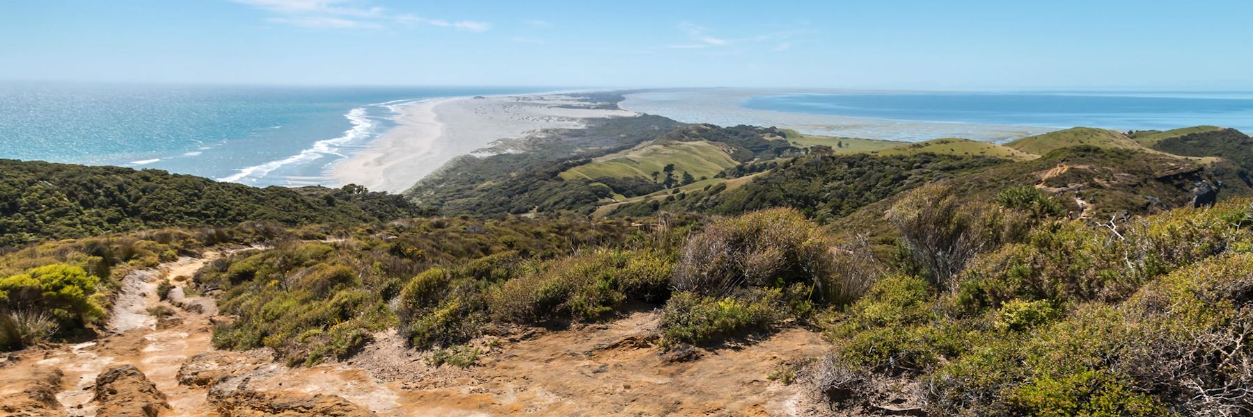 Visit Collingwood & Farewell Spit, New Zealand