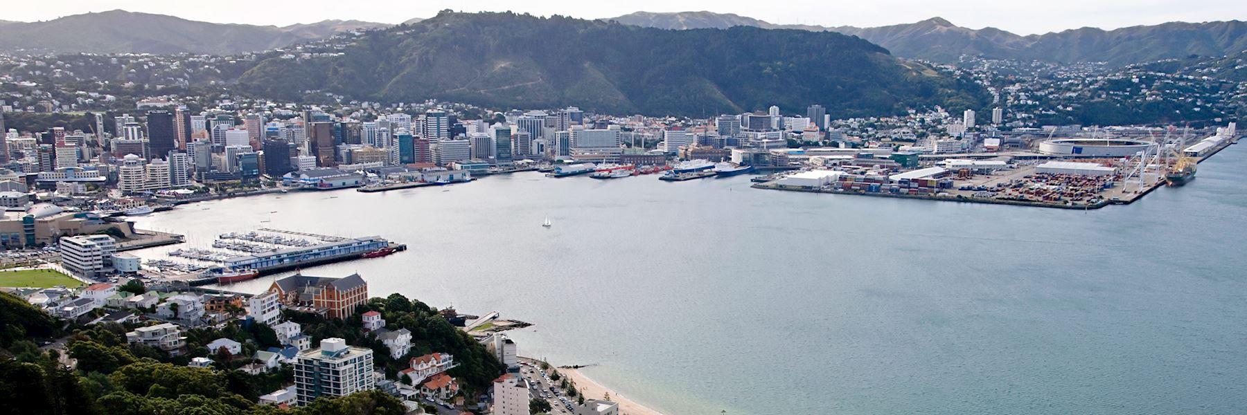 Visit Wellington, New Zealand