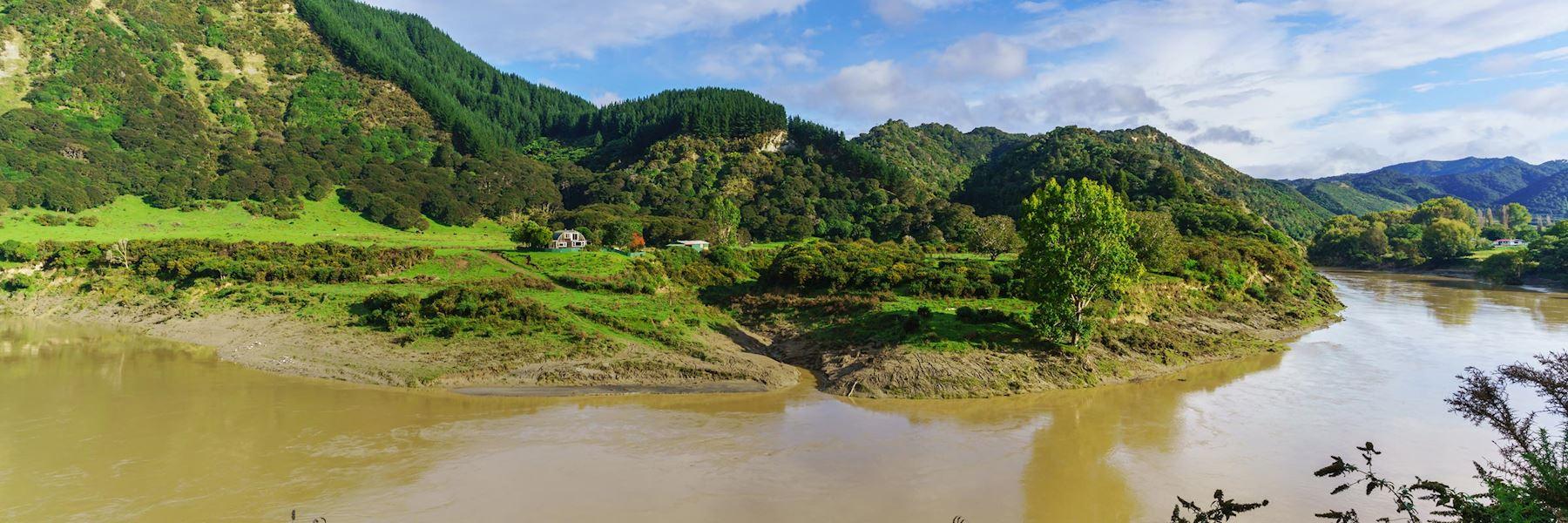 Visit Whanganui National Park, New Zealand