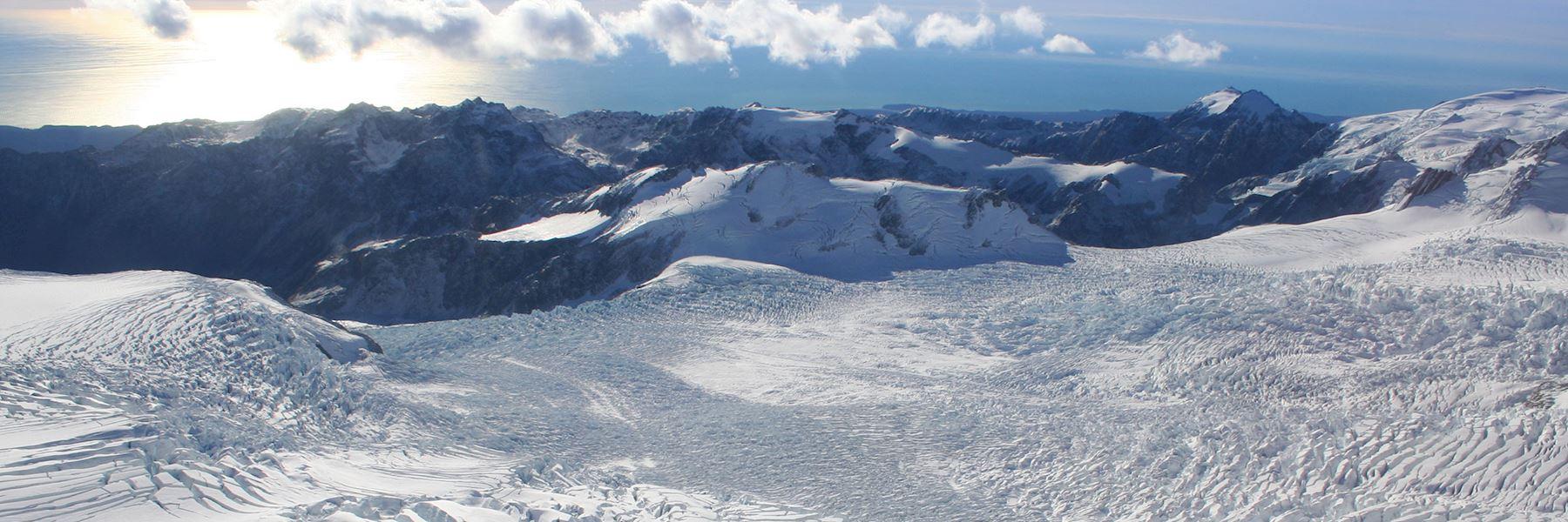 Visit Fox & Franz Josef Glaciers, New Zealand