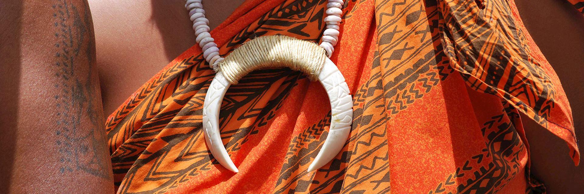 Traditional clothing, Samoa