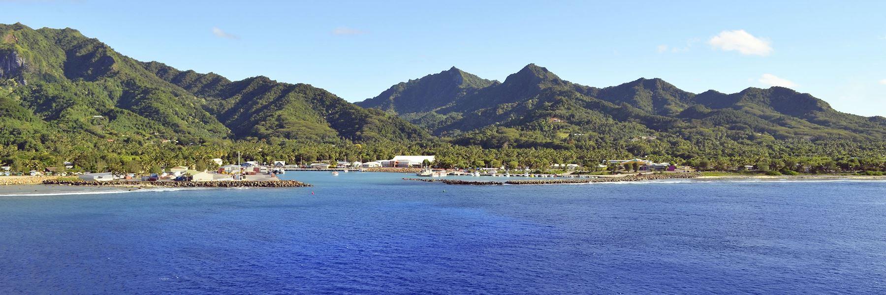 Visit Rarotonga, Cook Islands