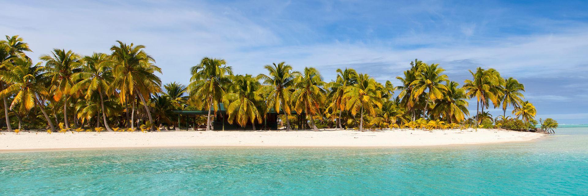 Aitutaki, an idyllic part of the Cook Islands