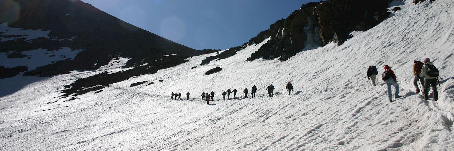 Mount Toubkal Charity Trek