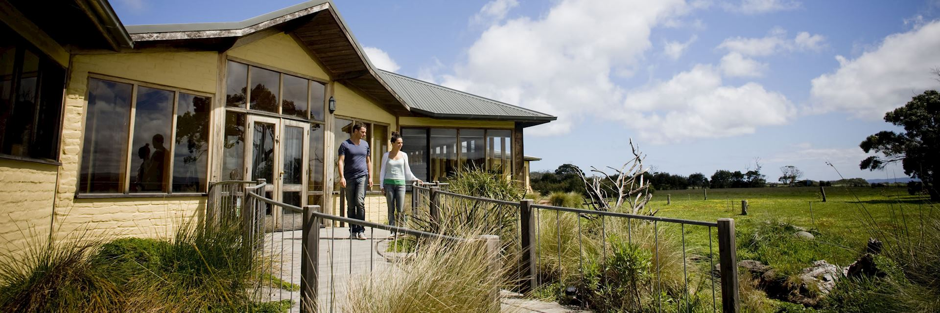 Great Ocean Ecolodge © Mark Chew