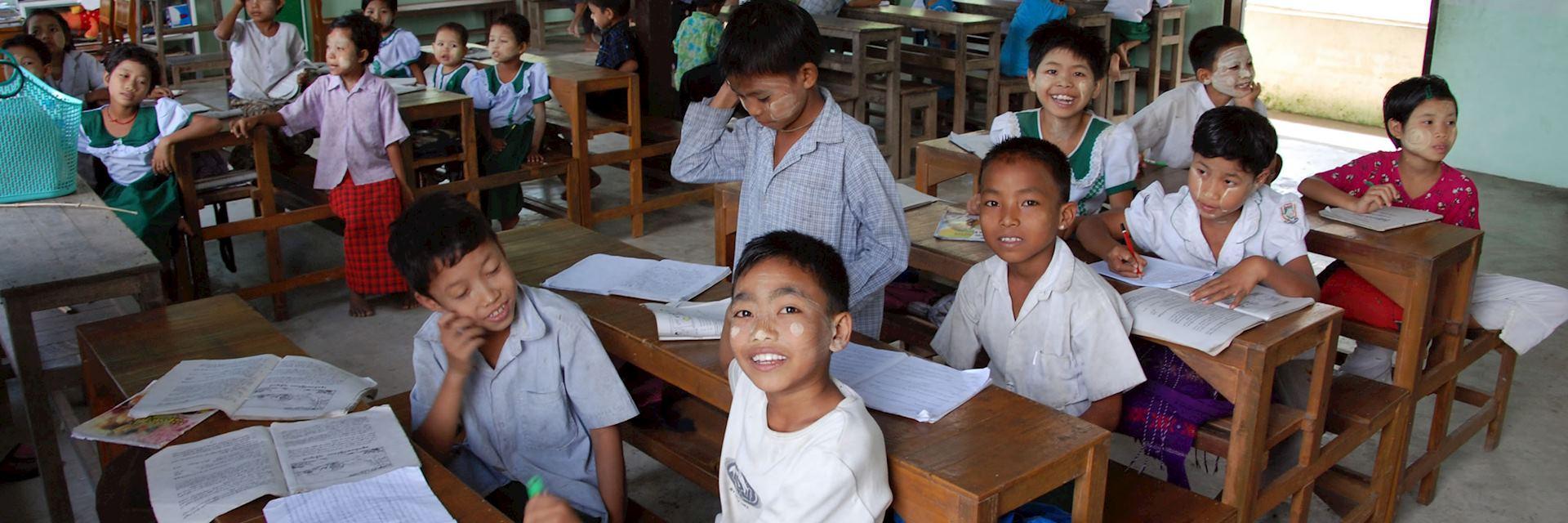 Paya Ngoto School