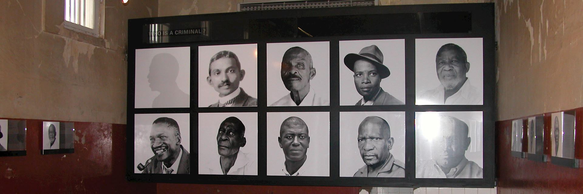 Constitution Hill Prison Museum, Johannesburg, South Africa