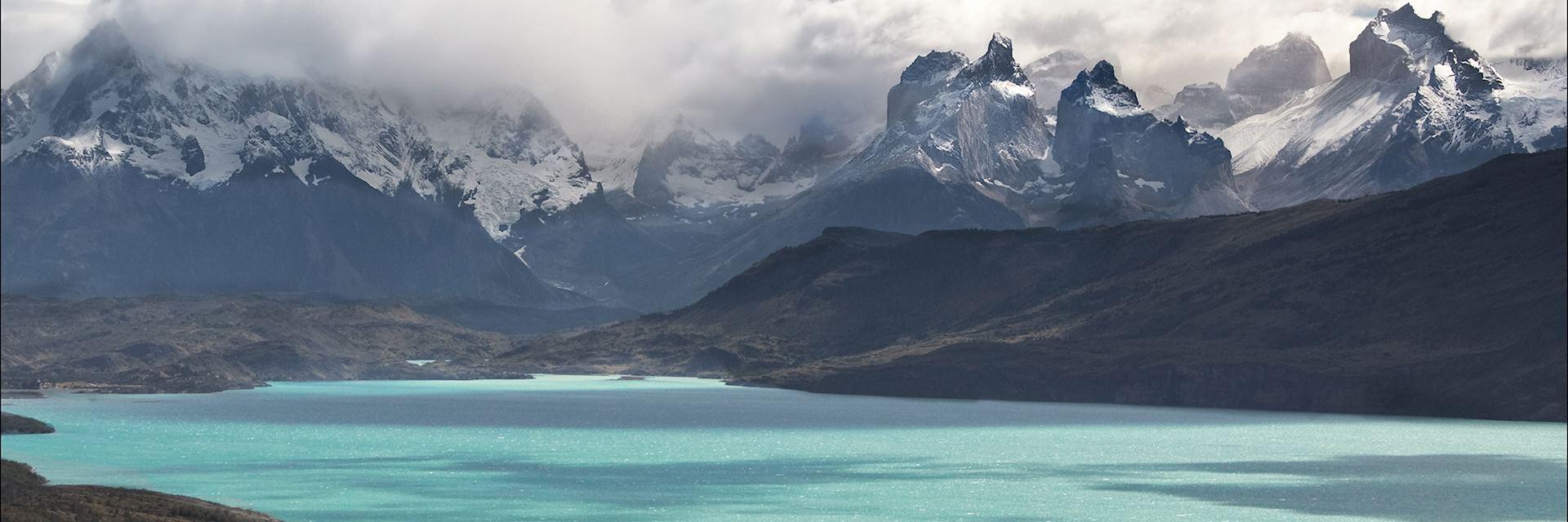 Mountain lake, Patagonia