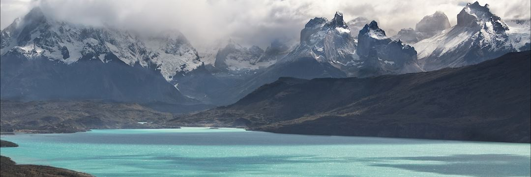 Mountain lake, Patagonia