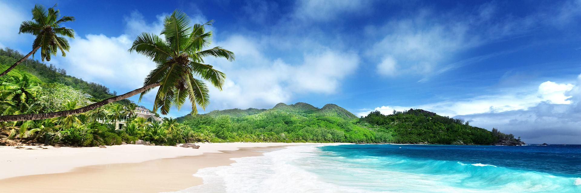 Mahé Island, Seychelles