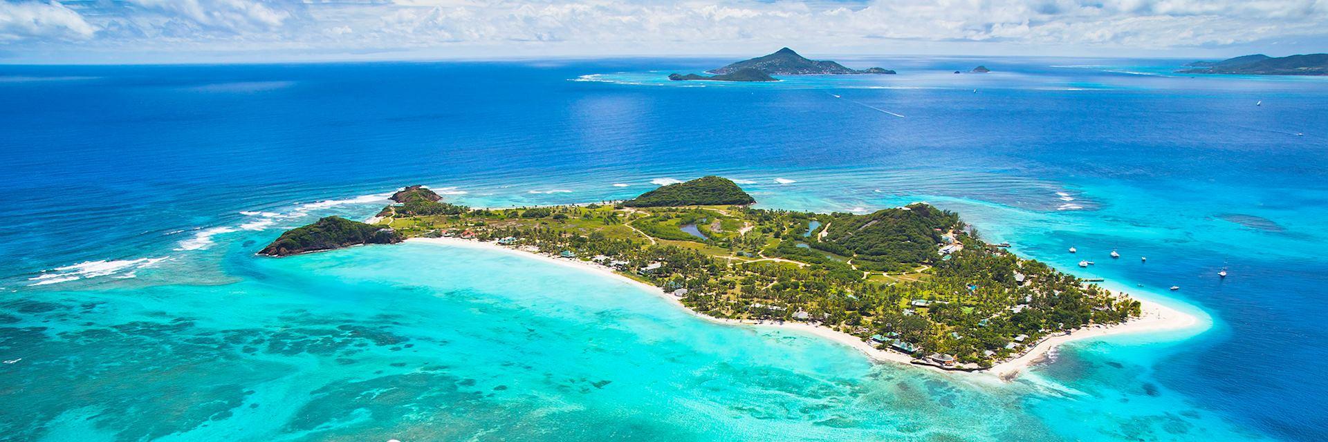 Palm Island Resort, Palm Island, Tobago Cays
