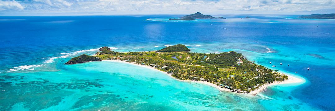 Palm Island Resort, Palm Island, Tobago Cays