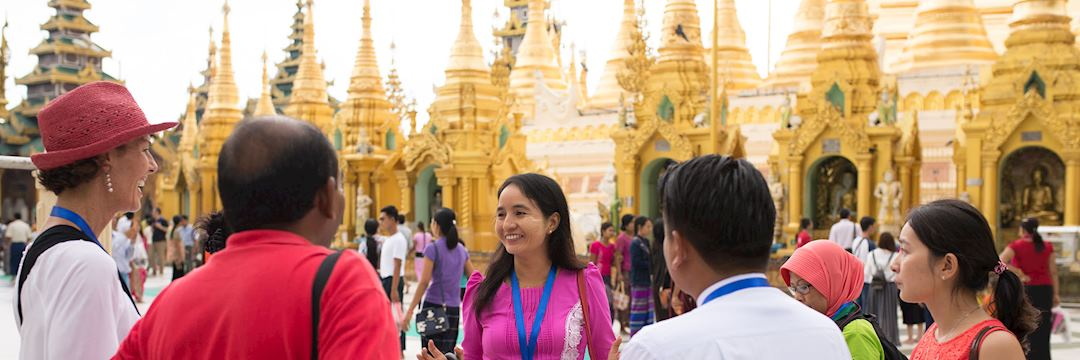 Schwedagon, Yangon, Myanmar
