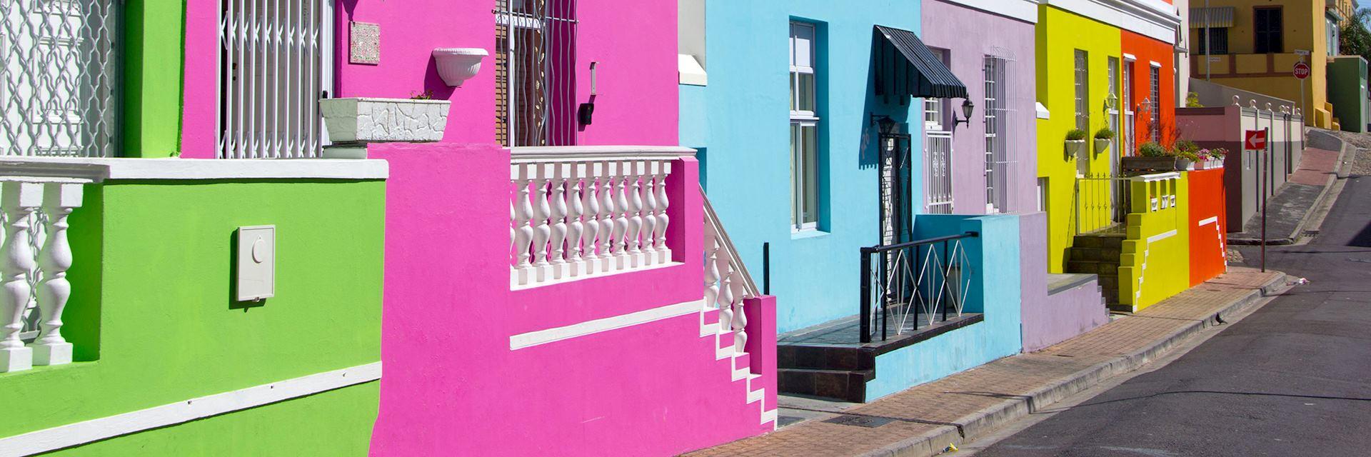 Bo Kaap, South Africa