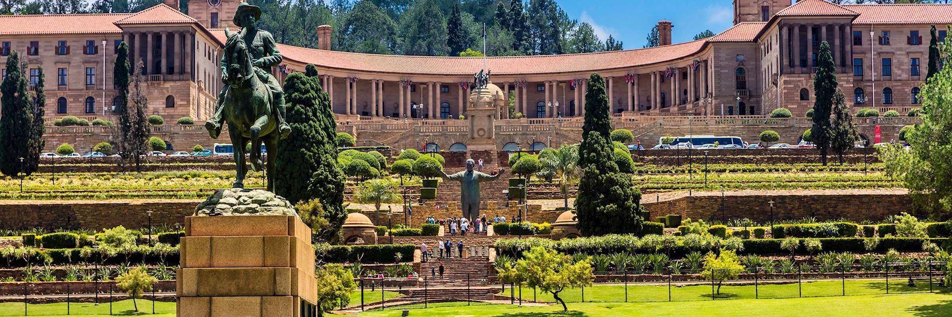 Pretoria's Union Building