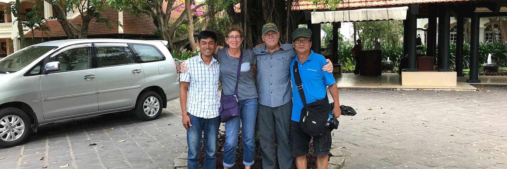 Reunited in Vietnam