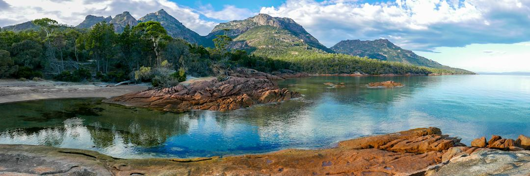 Honeymoon Bay, Freycinet National Park